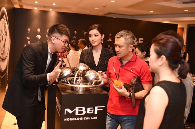 Thương hiệu đồng hồ độc lập MBF ra mắt giới sưu tập xa xỉ tại Việt Nam - 5