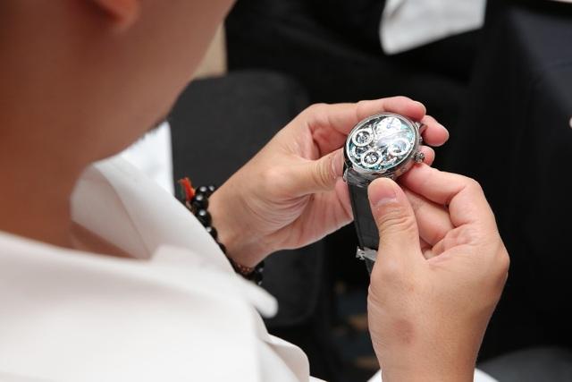 Thương hiệu đồng hồ độc lập MBF ra mắt giới sưu tập xa xỉ tại Việt Nam - 6