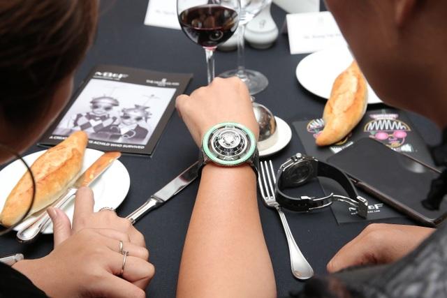Thương hiệu đồng hồ độc lập MBF ra mắt giới sưu tập xa xỉ tại Việt Nam - 9