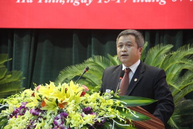 Hà Tĩnh có tân Chủ tịch UBND tỉnh - 2