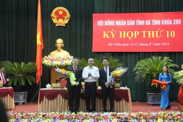 Hà Tĩnh có tân Chủ tịch UBND tỉnh - 4
