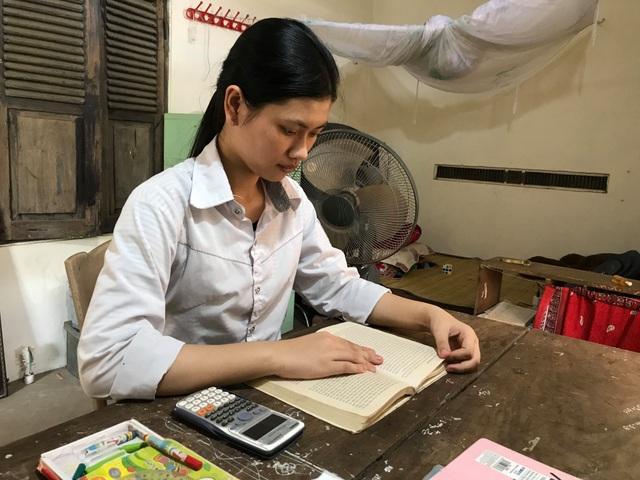 Nữ sinh trường làng xứ Nghệ đạt thủ khoa khối A toàn tỉnh - 4