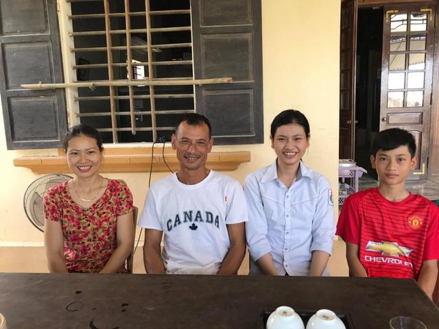 Nữ sinh trường làng xứ Nghệ đạt thủ khoa khối A toàn tỉnh - 5
