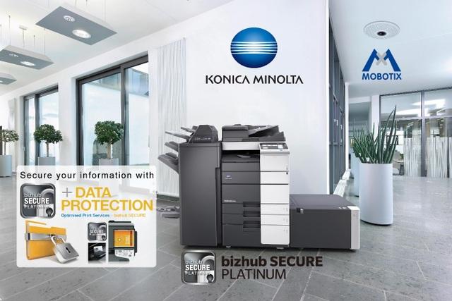 Bizhub i-Series - Thiết bị in ấn đa chức năng thế hệ mới sẽ thay đổi môi trường làm việc - 2