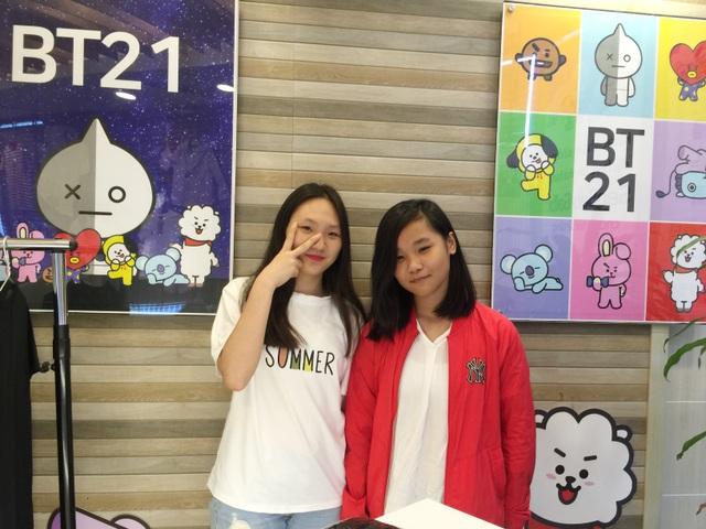 Fan Việt hào hứng chiêm ngưỡng phòng trưng bày nhóm BTS đầu tiên tại Việt Nam - 3