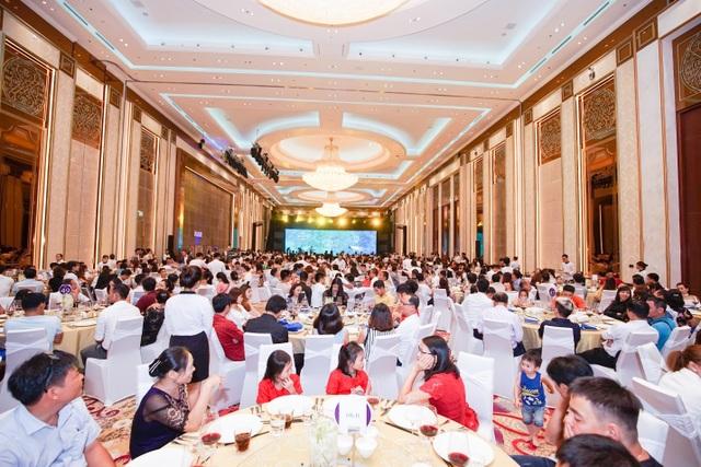 """Chủ đầu tư Phát Đạt và DKR mạnh tay chi quà khủng"""" trong đại tiệc tri ân dự án Nhơn Hội New City - 1"""