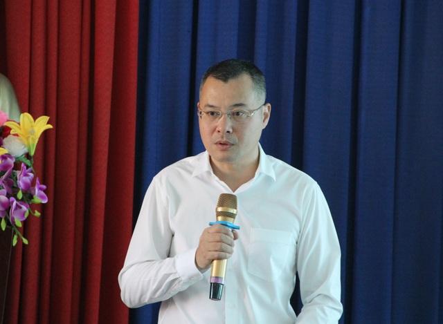 Vụ chợ tiền tỷ đìu hiu: Chủ tịch UBND tỉnh Phú Yên đối thoại với người dân! - 4