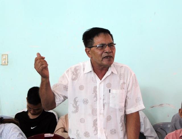 Vụ chợ tiền tỷ đìu hiu: Chủ tịch UBND tỉnh Phú Yên đối thoại với người dân! - 2