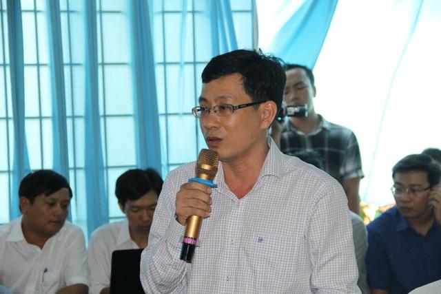 Vụ chợ tiền tỷ đìu hiu: Chủ tịch UBND tỉnh Phú Yên đối thoại với người dân! - 3