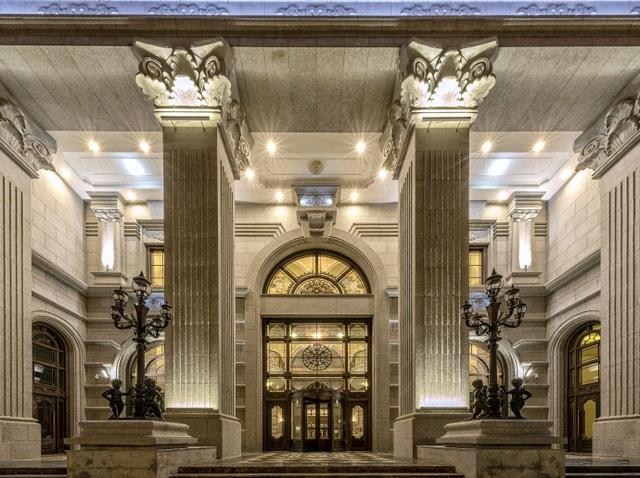 D'. Palais Louis ngốn hàng ngàn tỉ đồng cho những vật liệu xa xỉ - 1
