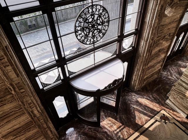 D'. Palais Louis ngốn hàng ngàn tỉ đồng cho những vật liệu xa xỉ - 3
