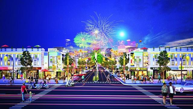 Những yếu tố hấp dẫn của khu phức hợp Hana Garden Mall - 3