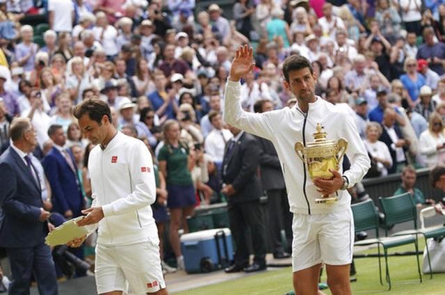 Djokovic đi vào lịch sử sau chức vô địch Wimbledon 2019 - 1