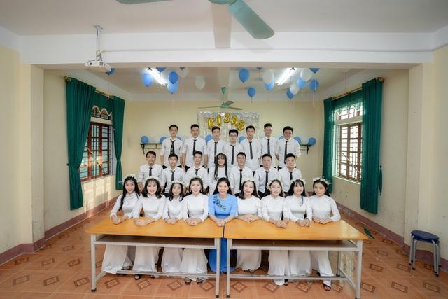 Trường có điểm đầu vào thấp nhất ở Hà Tĩnh: Một lớp học có 100% học sinh đều đạt từ 21 điểm trở lên - 2