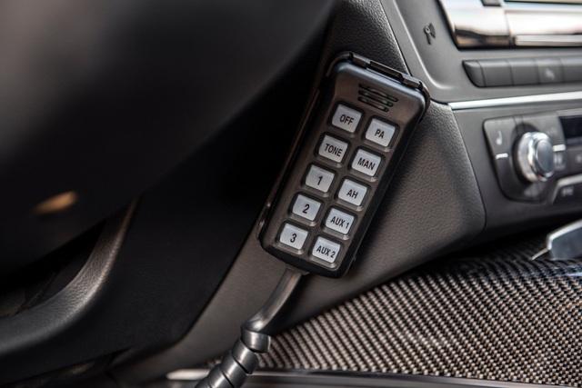 Biến Audi RS7 Sportback thành xe bọc thép nhanh nhất thế giới - 14