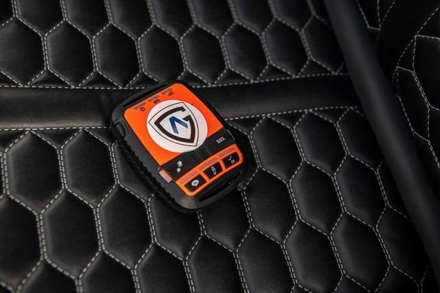 Biến Audi RS7 Sportback thành xe bọc thép nhanh nhất thế giới - 10