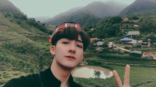 """""""Hot boy dân tộc"""" tại Sa Pa khiến dân mạng xao xuyến - 1"""