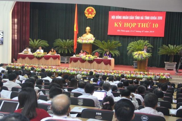 Hà Tĩnh có tân Chủ tịch UBND tỉnh - 1