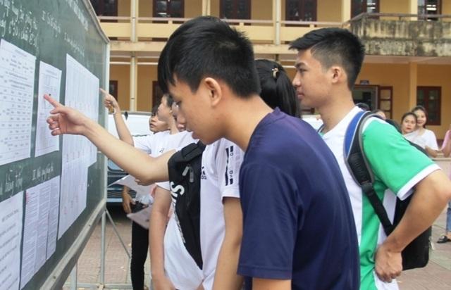 Thanh Hóa: Tỷ lệ tốt nghiệp THPT năm 2019 đạt 92,39% - 1