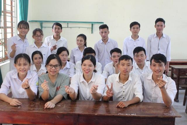 Trường có điểm đầu vào thấp nhất ở Hà Tĩnh: Một lớp học có 100% học sinh đều đạt từ 21 điểm trở lên - 6