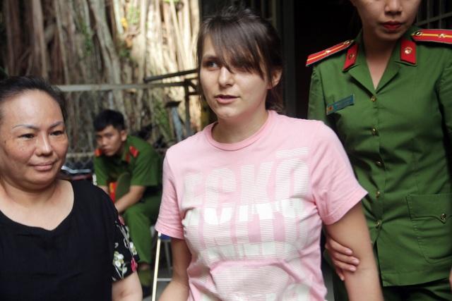 Hotgirl người Nga điều hành đường dây bán dâm cao cấp tại Sài Gòn - 1