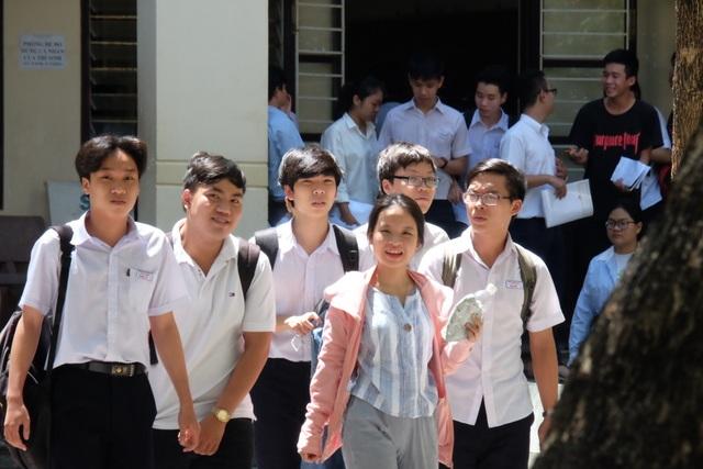 Đà Nẵng: Gần 95% học sinh các trường công lập đỗ tốt nghiệp THPT - 1