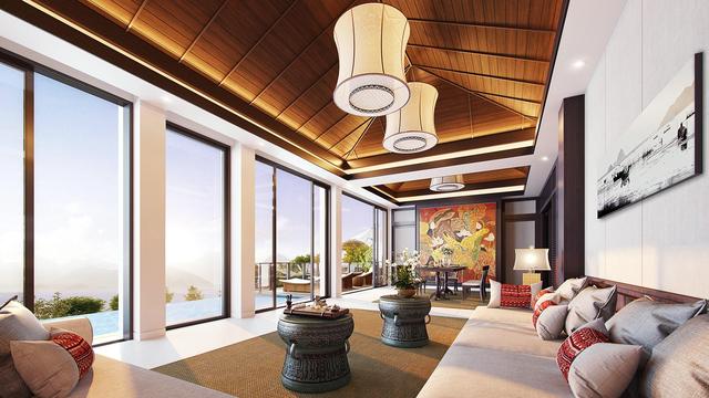 Nét đặc trưng trong thiết kế biệt thự biển mang thương hiệu Banyan Tree - 3