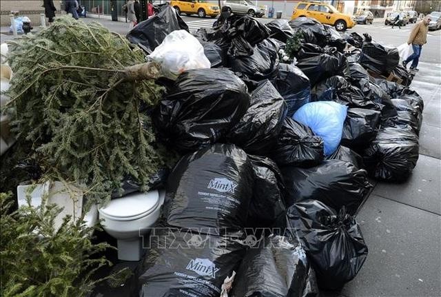 Mỹ là quốc gia thải nhiều rác nhất thế giới - 1