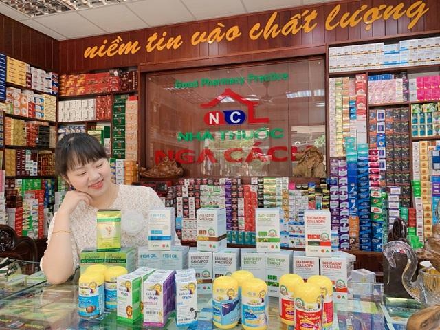 Nhà thuốc Nga Cách – Uy tín đến từ chất lượng và nguồn gốc sản phẩm - 1