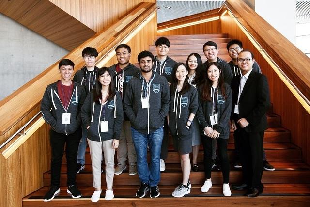 Ước mơ của chàng SV ĐH FPT đại diện VN tham dự sự kiện Microsoft thế giới - 1