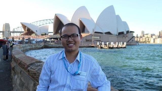 Ước mơ của chàng SV ĐH FPT đại diện VN tham dự sự kiện Microsoft thế giới - 2