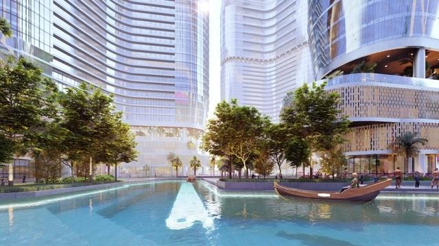 Sunshine Group sắp ra mắt siêu phẩm resort 4.0 bên sông Sài Gòn - 3