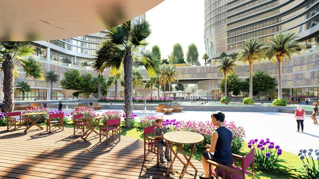 Sunshine Group sắp ra mắt siêu phẩm resort 4.0 bên sông Sài Gòn - 6