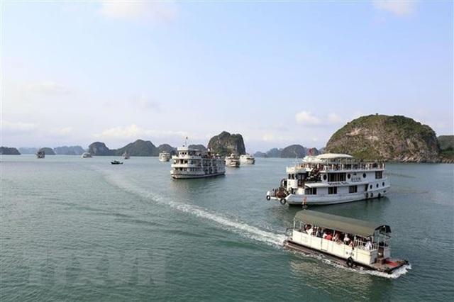 Thuyền viên quay lén du khách tắm tráng, tàu du lịch Hạ Long bị đình chỉ hoạt động  - 1