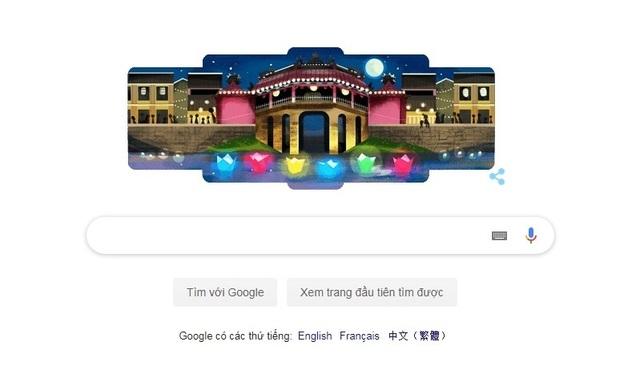 Google vinh danh Hội An