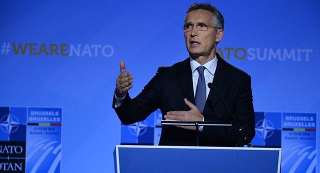 NATO dọa đáp trả nếu Nga từ bỏ hiệp ước hạt nhân INF - 1
