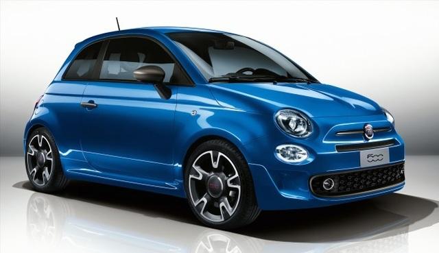 Fiat 500 bước vào kỷ nguyên xe điện - 1