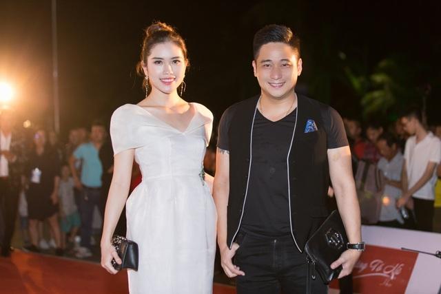 Minh Tiệp đồng hành cùng thí sinh Miss World Việt Nam - 3