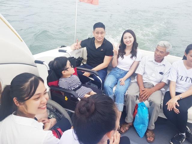 Minh Tiệp đồng hành cùng thí sinh Miss World Việt Nam - 2