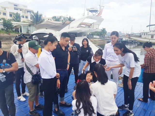 Minh Tiệp đồng hành cùng thí sinh Miss World Việt Nam - 5