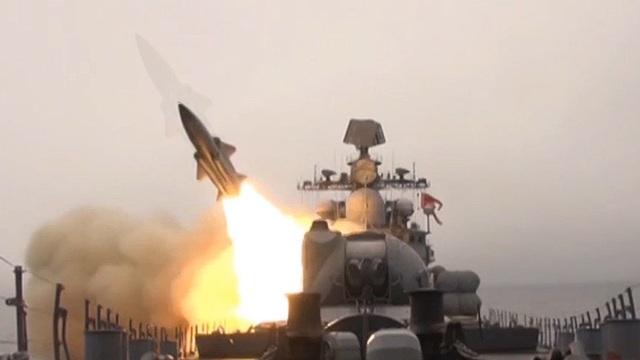 Nga khai hỏa tên lửa hành trình siêu âm uy lực trên biển Nhật Bản - 1