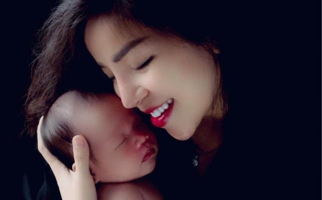 Ca sĩ Minh Chuyên lần đầu hé lộ hình ảnh bố của con trai - 1
