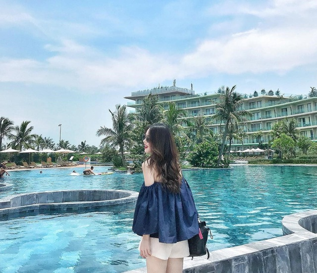 Những góc check-in siêu lãng mạn ở FLC Sầm Sơn - 8