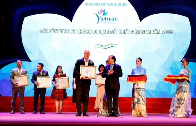 Tập đoàn BRG được vinh danh nhiều giải tại Giải thưởng Du lịch Việt Nam 2019 - 2
