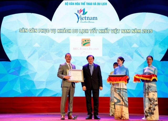 Tập đoàn BRG được vinh danh nhiều giải tại Giải thưởng Du lịch Việt Nam 2019 - 3