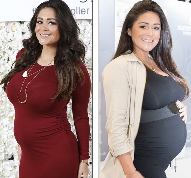 Casey Batchelor mang thai lần hai - 4