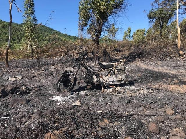 Đà Nẵng: Cháy lớn ở rừng tràm dưới chân núi Sơn Trà - 6