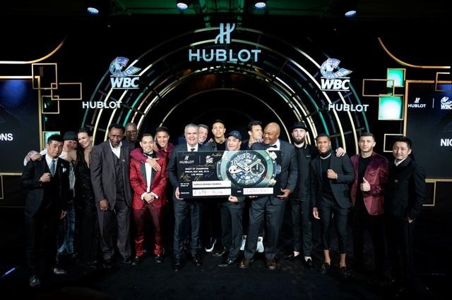 Dấu ấn Việt Nam trên chiếc đồng hồ Hublot Classic Fusion WBCđộc bản - 1