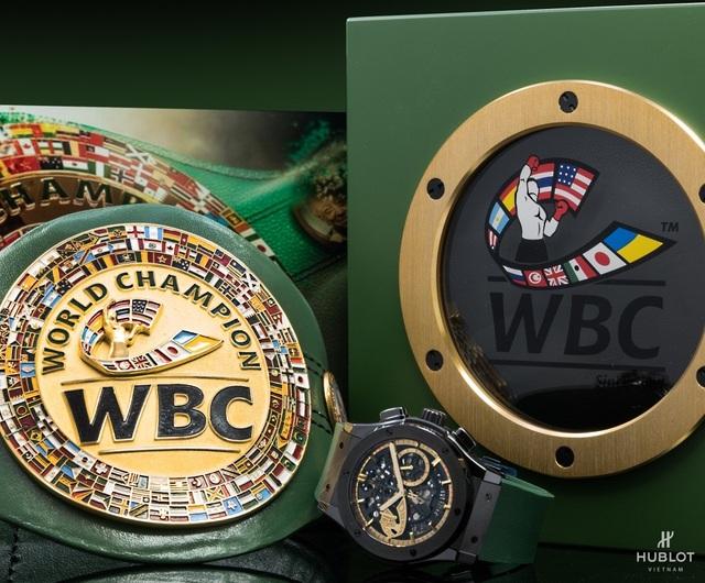 Dấu ấn Việt Nam trên chiếc đồng hồ Hublot Classic Fusion WBCđộc bản - 5