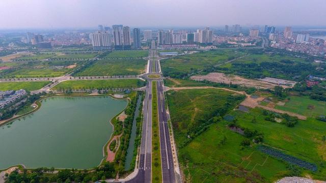 Đường 8 làn xe nối 3 quận nội thành Hà Nội - 1